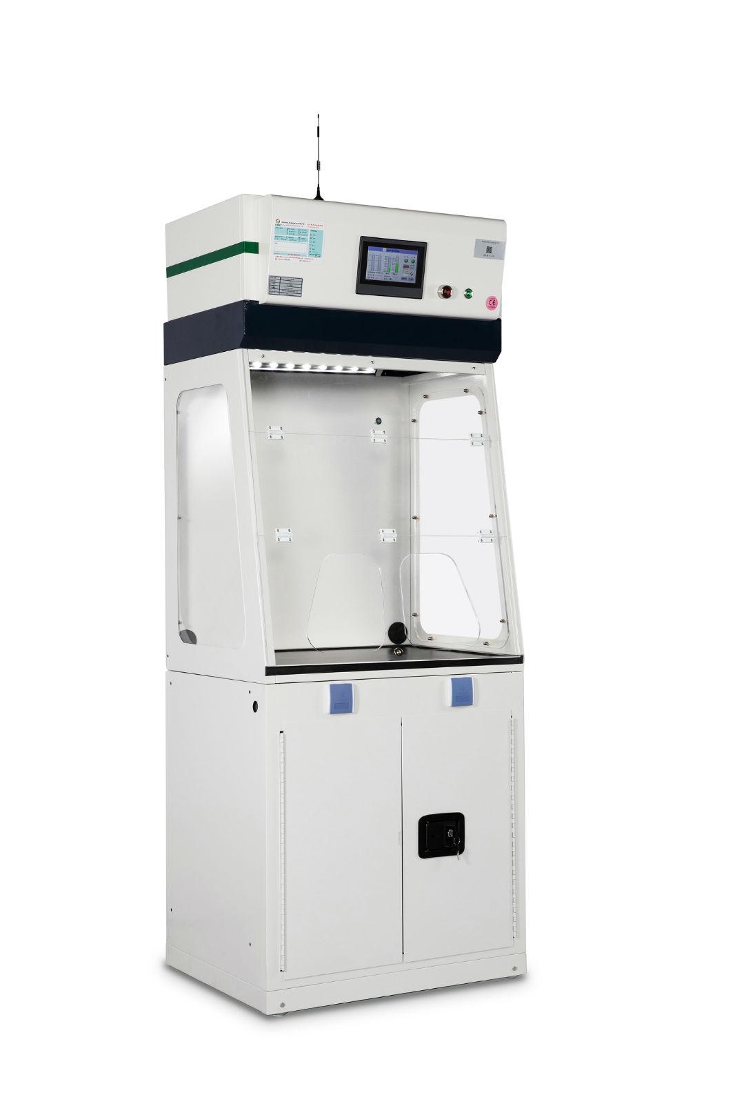 净气型通风柜DL1600